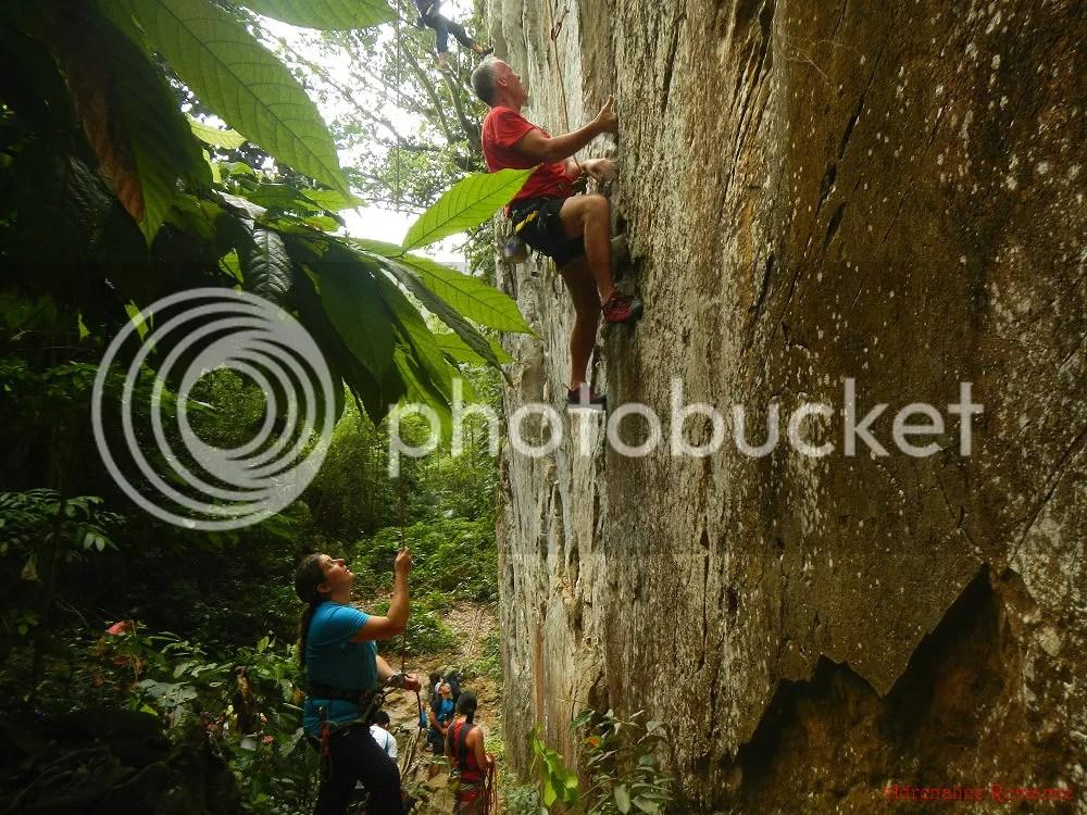 Rock Climbing Etiquette