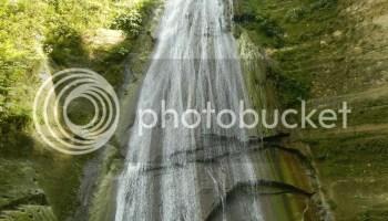binalayan hidden falls three flows of magic beauty and charm
