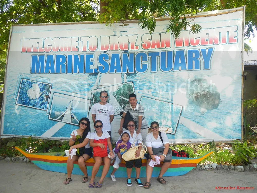 San Vicente Marine Sanctuary