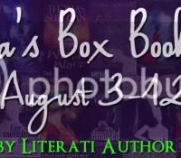 Pandora's Box Book Tour & Giveaway – Featuring Authors Steven Katriel and Peter Dawes