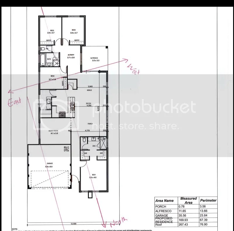 New Build Floor Plans