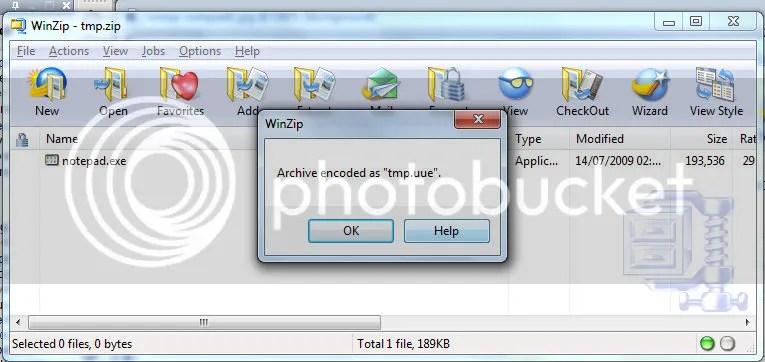 UU Encode Notepad