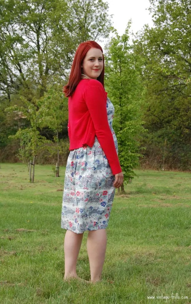 Cath Kidston, Brighton Dress, Brighten up Your Day Dress