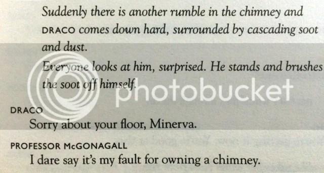 Sassy Professor McGonagall on Cursed Child | Hola Darla