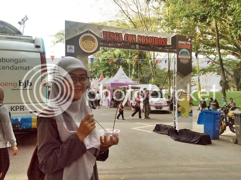 Summer Food Festival Balai Kota Bandung | Hola Darla