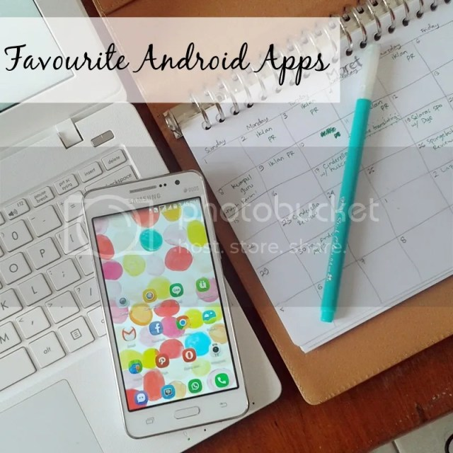 Favourite Android Apps