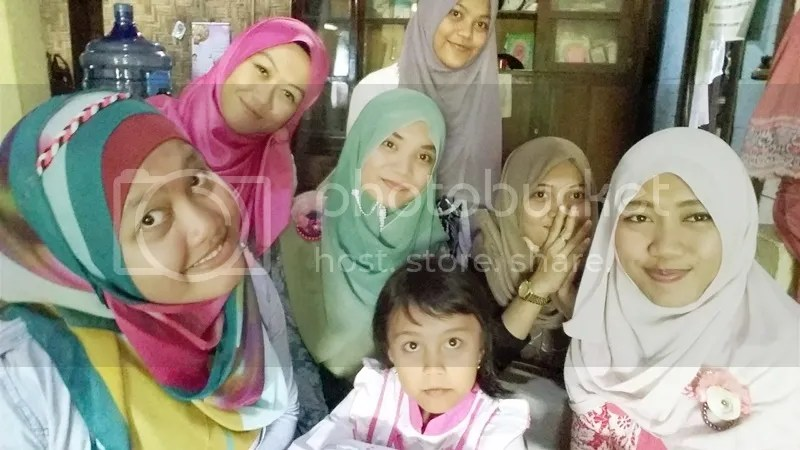Celebrating Eid with Afief's family in Pesawaran and Pringsewu | Hola Darla