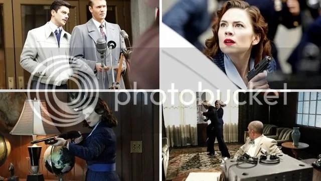 Marvel's Agent Carter Season Finale Screencaps