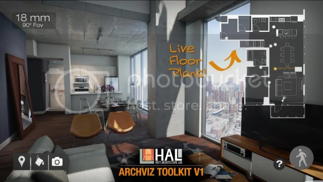 photo Unreal Engine - HAL Archviz Toolkit V1_zpskdwqscpw.jpg