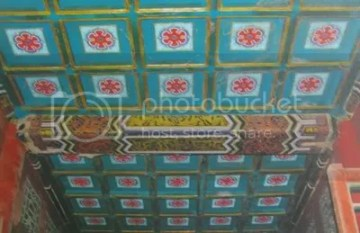 Ceiling Decor in Summer Palace