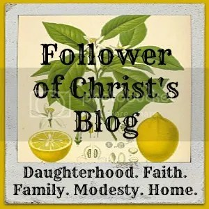 Follower of Christ's Blog