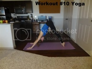 Workout #10 Yoga