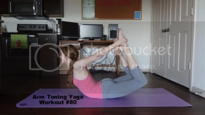 Arm Toning Yoga