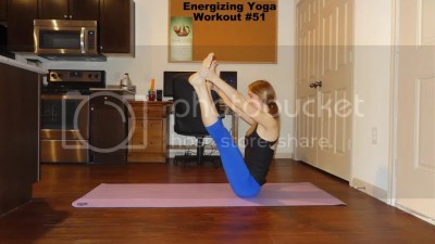 Energizing Yoga