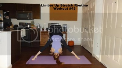 Workout #43 Limber Up Stretch Routine