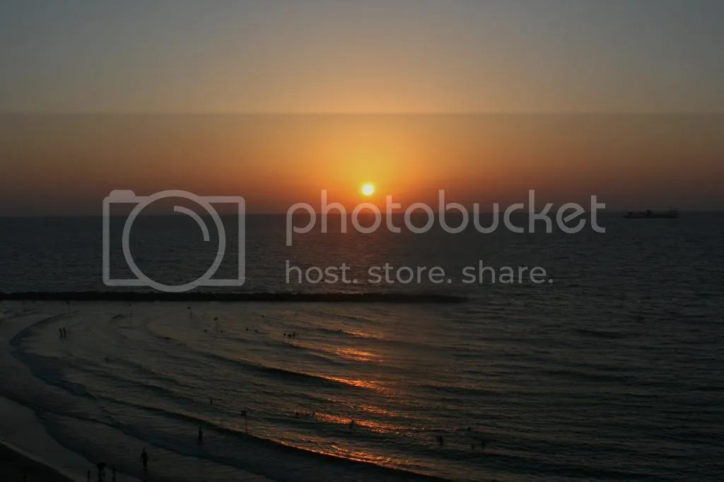 I LOVED the sunsets! Pictures, Images and Photos
