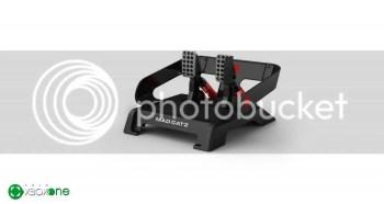 MadCatz Force Feedback Racing Wheel <br/> un volante modular