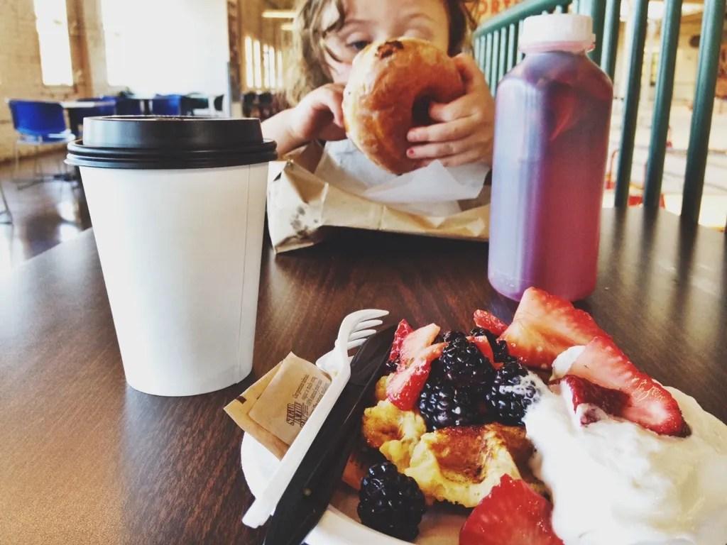 north market breakfast date