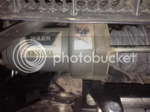 Old Warn Winch Wiring?  Yamaha Grizzly ATV Forum