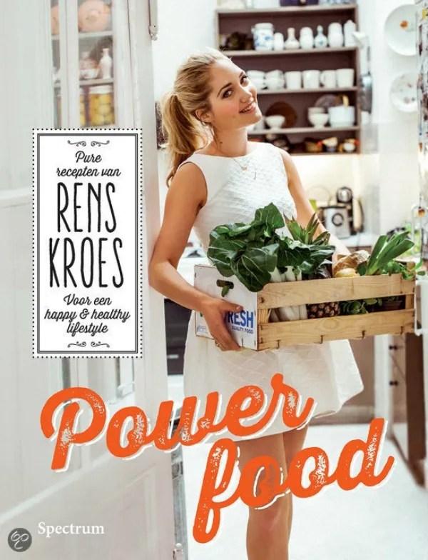 Boek Power Food Rens Kroes photo PowerfoodRensKroes_zps726fbab7.jpg