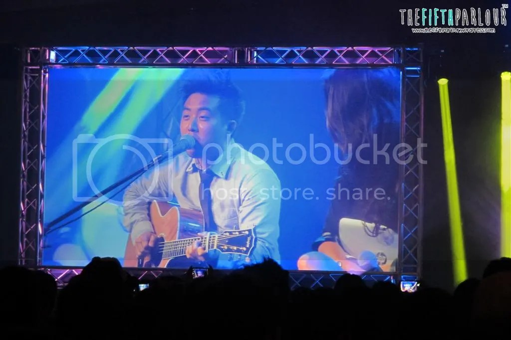 David Choi, Youtube Sensation, Music Matters 2013, Youtube Fanfest, Day 1