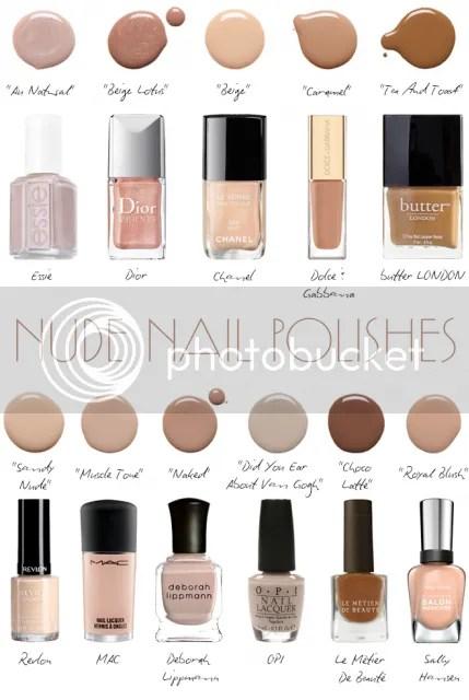 nude shades