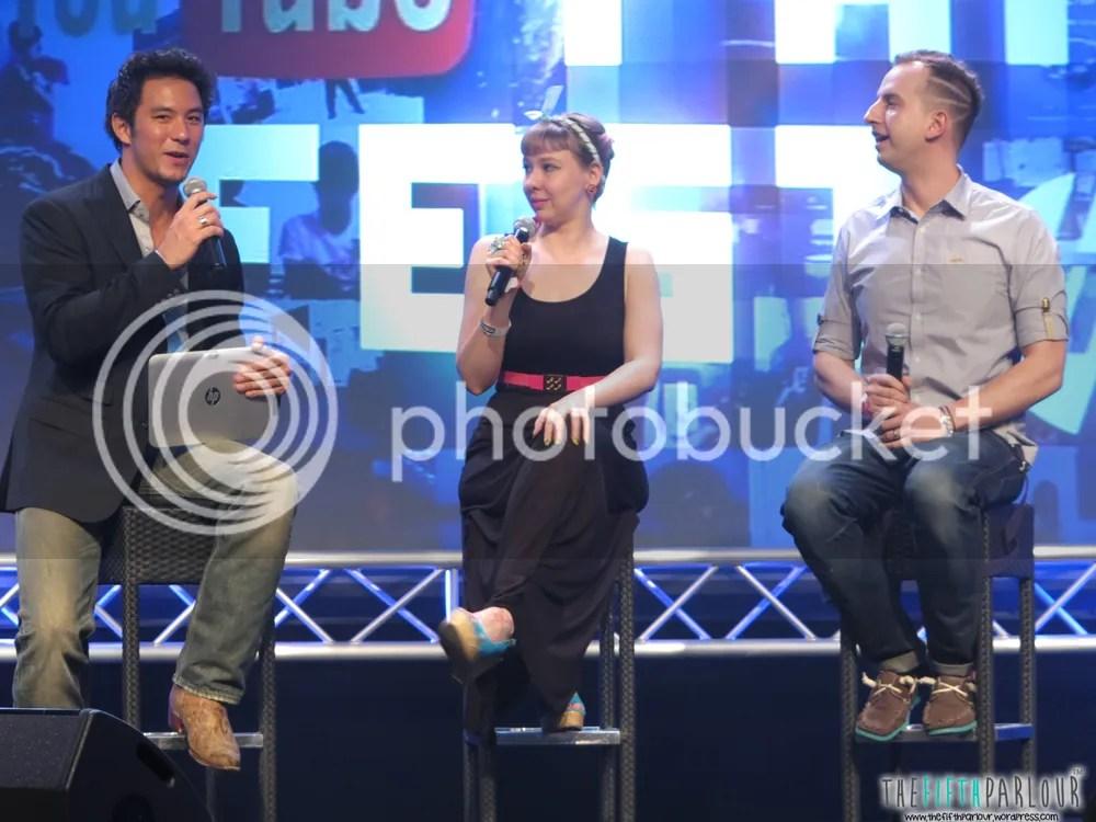 eatyourkimchi, youtube fanfest, Singapore, youtube, thefifthparlour
