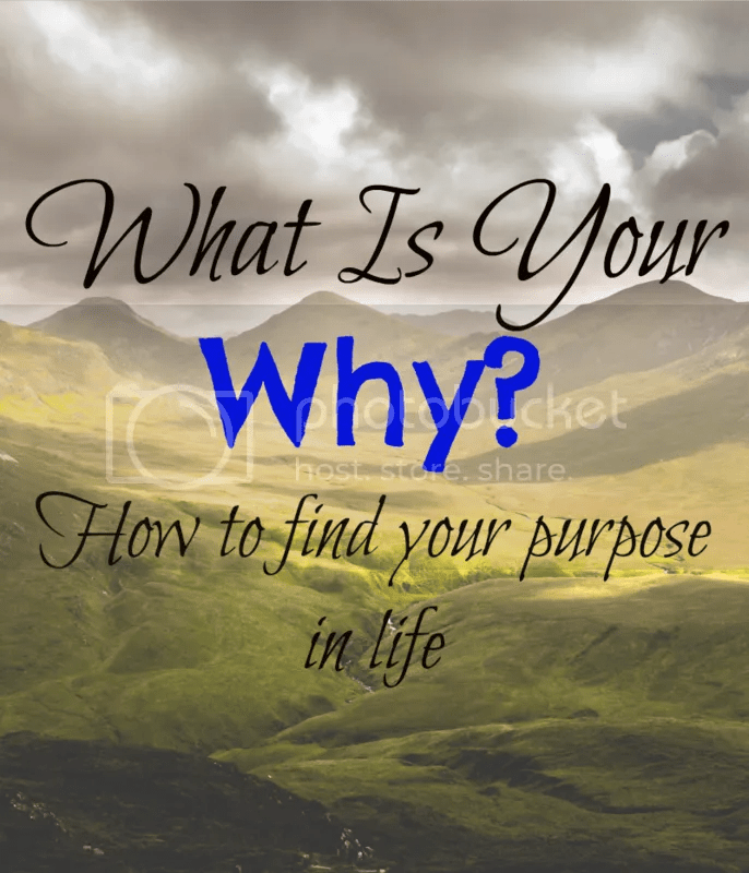 What is your Why? How to find your purpose on life.