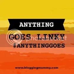 blogging mummy