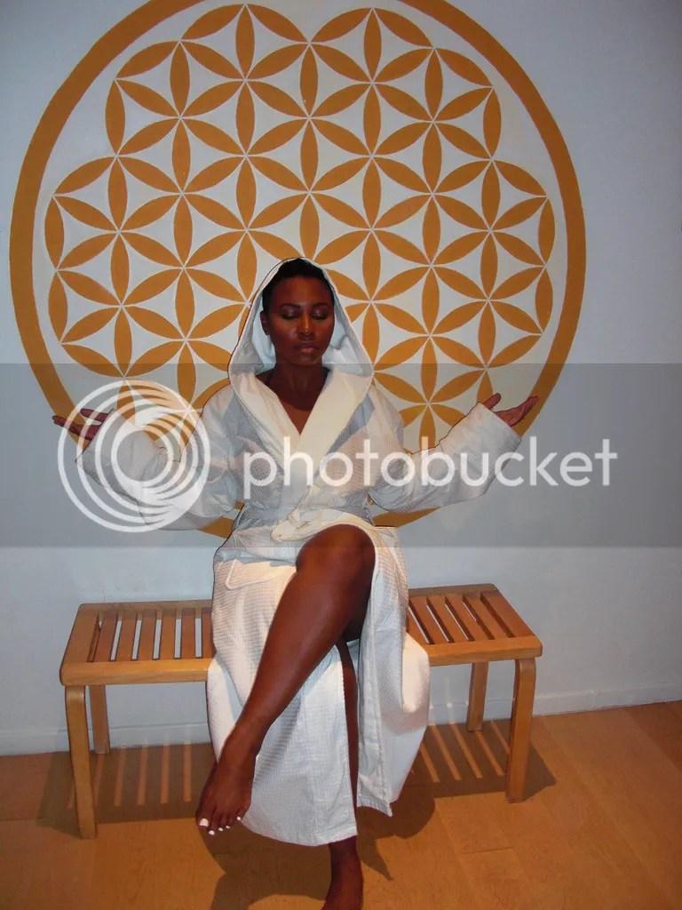DivaNamedDom at the Lido Spa at the Standard Hotel in Miami Beach