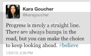 Kara's Words of Wisdom