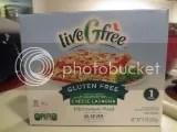 Aldi liveGfree Gluten Free Cheese Lasagna
