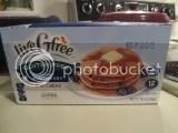 Aldi liveGfree Gluten-Free Blueberry Pancakes