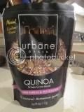 Urbāne Grain Three Cheese and Mushroom Whole Grain Quinoa Blend