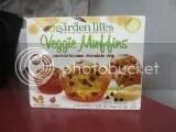Garden Lites Zucchini Banana Chocolate Chip Veggie Muffins