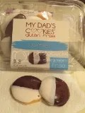 My Dad's Cookies Gluten Free Black & White Cookies