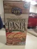 Lundberg Family Farms Organic Roasted Red Pepper Brown Rice Pasta and Sauce Mix