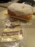 BeeFree Gluten Free Lemon Loaf