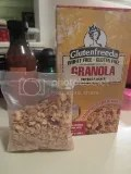 Glutenfreeda Cashew Cranberry Honey Granola