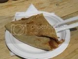 Sweet 'N' Savory's Sweet Onion Crepe
