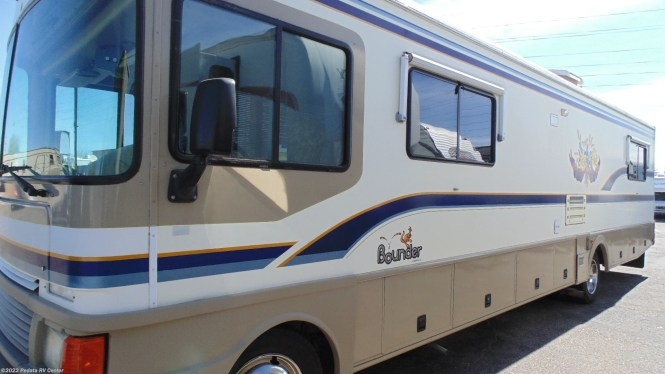 1998 Fleetwood Bounder Floor Plans   Review Home Co