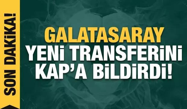 Galatasaray, Oğulcan Çağlayan'ı resmen duyurdu! 1