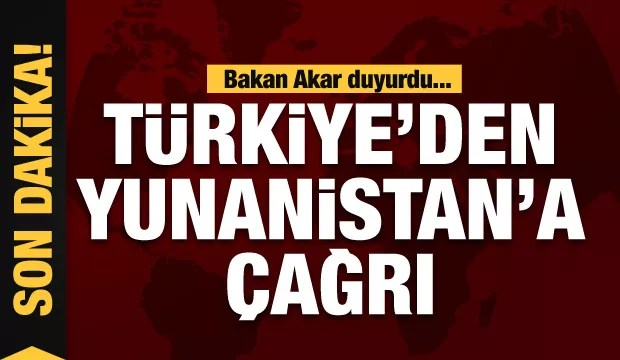 Türkiye'den Yunanistan'a diyalog daveti 1