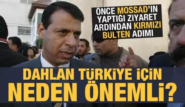 Türkiye hakkında kırmızı bülten çıkarmıştı: Dahlan kimdir? 1