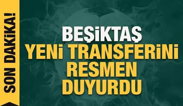 Montero resmen Beşiktaş'ta 1