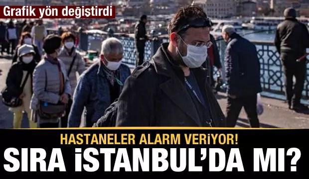 İstanbul alarmı! 1