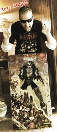 Jay and 24-inch Gene Simmons