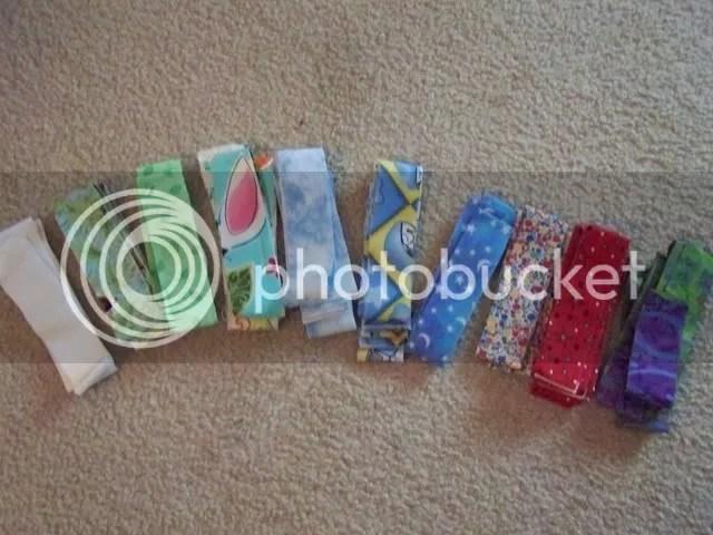 Fabric stacks