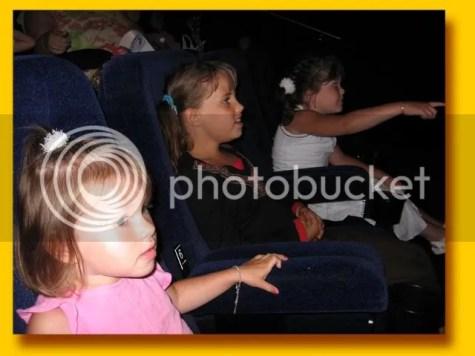Spannend hoor in de bioscoop