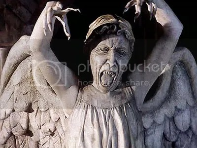 Weeping Angels - Doctor Who For Newbies